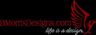 B Morris Designs logo